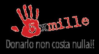 Logo 5 per mille